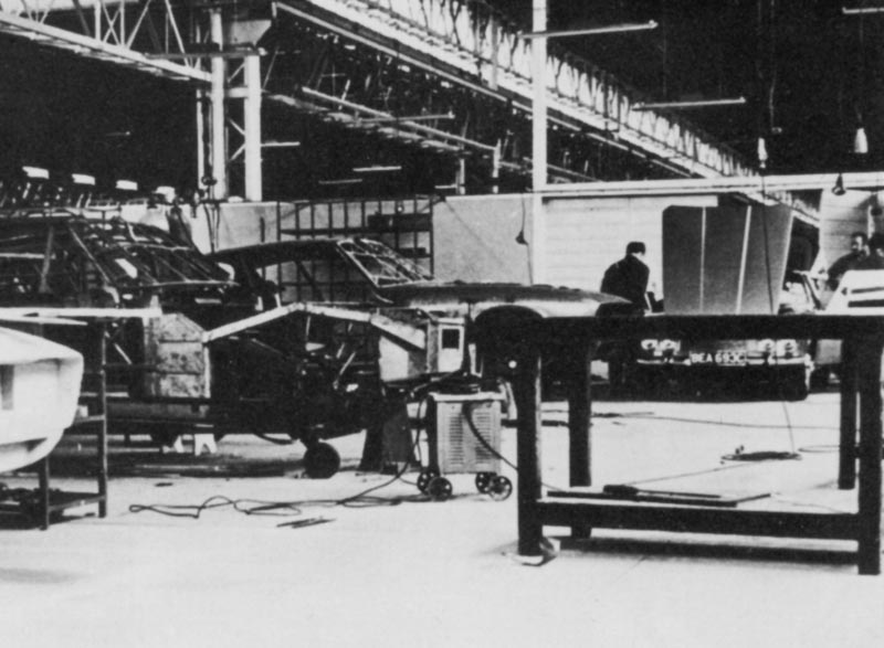 Vignale's First Interceptor | BEA 693C